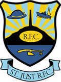 St Just Rugby Football Club logo